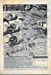Verso de T.H.U.N.D.E.R. Agents (Tower comics - 1965) -3- Dynamo vs. Menthor