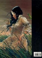 Verso de Les passagers du vent -4c1994- L'Heure du Serpent