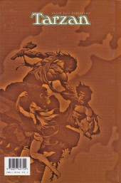 Verso de Tarzan (Edgar Rice Burroughs') -2- Œil pour œil