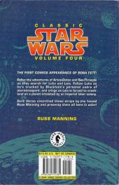 Verso de Classic Star Wars: The Early Adventures (1994) -INT- The Early Adventures