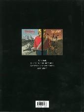 Verso de Les amazones (Clarke/Borecki) - Chapitre 2