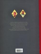 Verso de Blake et Mortimer (Les Aventures de) -6TS2- La marque jaune