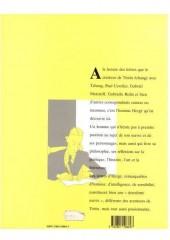 Verso de (AUT) Hergé -143- Correspondance