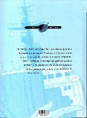 Verso de Bleu Lézard -1- Mortelles retrouvailles