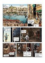 Verso de Contes & Légendes des régions de France -1- Provence