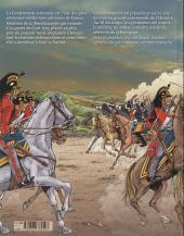 Verso de La gendarmerie -1- De la guerre de cent ans au premier empire
