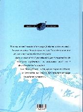 Verso de Bleu Lézard -2- Poings liés