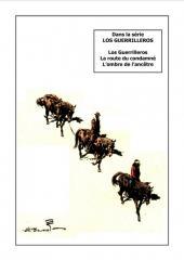 Verso de Guerrilleros (Los) -2- La route du condamné