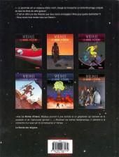 Verso de Le monde d'Edena -1d12- Sur l'étoile