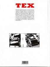 Verso de Tex (Spécial) (Clair de Lune) -4- Pluie de plomb