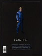 Verso de Golden City -INT3- Intégrale - Tomes 7 à 9
