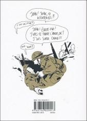 Verso de Bastien Vivès -5- La Guerre