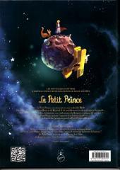 Verso de Le petit Prince - Les Nouvelles Aventures -11- La Planète des Libris