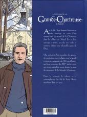 Verso de L'histoire de la Grande Chartreuse