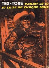 Verso de Tex-Tone -290- Les deux joueurs