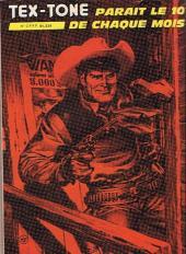 Verso de Tex-Tone -447- L'éperon brisé