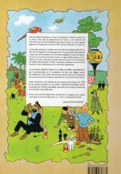 Verso de Tintin (en langues régionales) -21Matheysien- Lé bèrloqué de la Castafiore