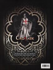 Verso de Croisade - Nomade -INT1- Intégrale Cycle Hiérus Halem