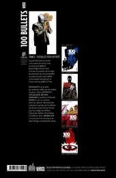 Verso de 100 Bullets (albums cartonnés) -5- 100 Balles pour un privé