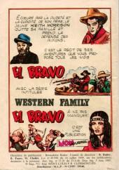 Verso de El Bravo (Mon Journal) -69- Soldat de devoir
