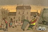 Verso de Petite histoire des colonies françaises -5- Les immigrés