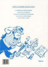 Verso de Lou (Berck) -6- Lou sur la Lune