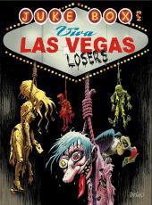 Verso de Juke Box (Collectif chez Vanille Goudron) -3- Viva Las Vegas winners/losers
