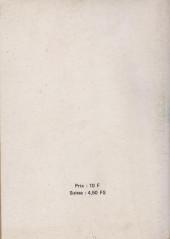 Verso de Strange -Rec046- Album N°46 (du n°137 au n°139)