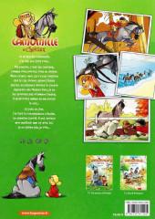 Verso de Camomille et les chevaux -2- Sacré Pompon