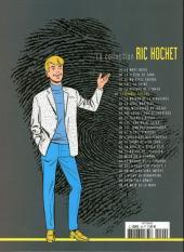 Verso de Ric Hochet - La collection (Hachette) -40- Le double qui tue