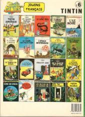 Verso de Tintin (Study Comics - del Prado) -6- Le secret de la Licorne