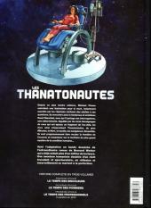 Verso de Les thanatonautes -2- Le temps des pionniers