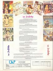 Verso de Les amours de l'histoire -HS6- Domitia et Domitien