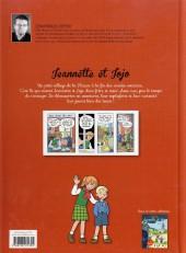 Verso de Jeannette et Jojo -1- Le Mystère du Poilu