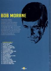 Verso de Bob Morane 11 (La collection - Altaya) -1- Le mystère de la zone