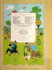 Verso de Tintin (Historique) -22B37TT- Vol 714 pour Sydney
