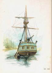 Verso de L'Île au trésor (Durand) - L'île au trésor