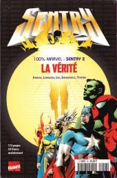 Verso de X-Men (Marvel France 1re série - 1997) -56- La peste est parmis nous