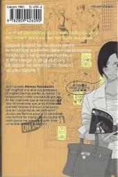 Verso de From five to nine -2- Tome 2