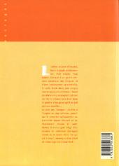 Verso de Les enragés -INT- Édition intégrale