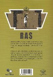 Verso de RAS - Tome 1