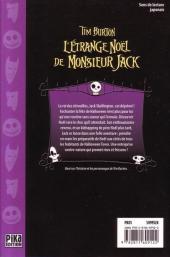Verso de L'Étrange Noël de Monsieur Jack (Jun) - L'Étrange Noël de Monsieur Jack