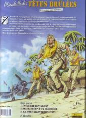 Verso de L'escadrille des Têtes brûlées -3TT- La mort selon Boyington