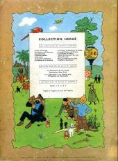 Verso de Tintin (Historique) -5B20- Le lotus bleu