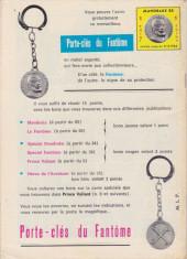 Verso de Mandrake (1re Série - Remparts) (Mondes Mystérieux - 1) -85- Innocent!