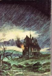 Verso de L'insolite -6- Le vampire vivant