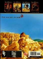 Verso de Scorpion (The) -3- The Holy Valley