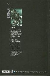 Verso de Batman : Noël - Noël