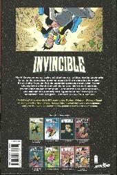 Verso de Invincible -8- Loin de ce monde