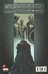 Verso de Moon Knight (Marvel Knights) -2- Bas les masques